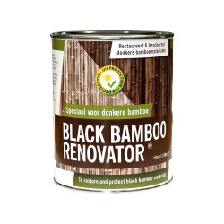 Bamboe Renovator donkere beits 1L