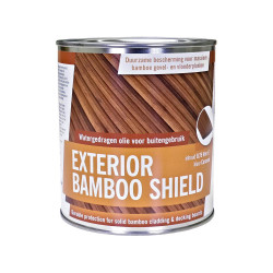 Bamboe Shield Terras Olie 0,75L